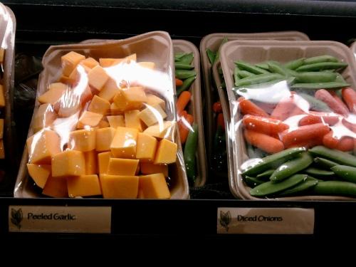 Confused Vegetables