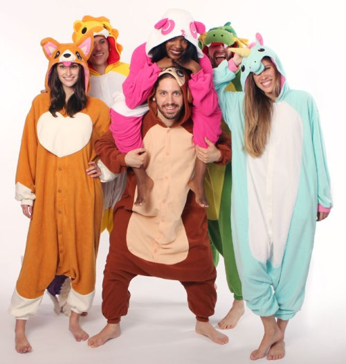 Kigurumi-Group-Shot